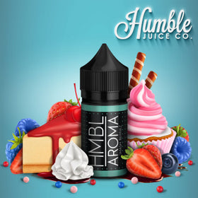 Humble Juice Co - Smash Berriez One Shot