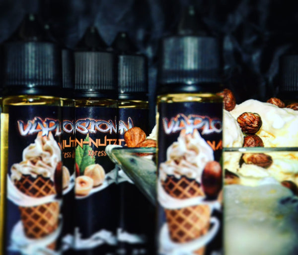 Vaplosion Van Nutz-DIY Concentrates – www.flavourworld.co.za