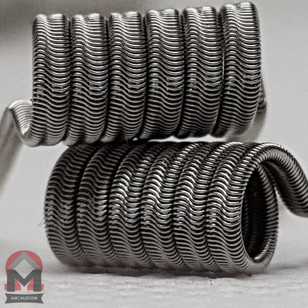 AM Kustohm - Alien 3x27/36g 6 wrap