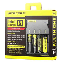 New Nitecore I4 Charger-DIY Concentrates – www.flavourworld.co.za