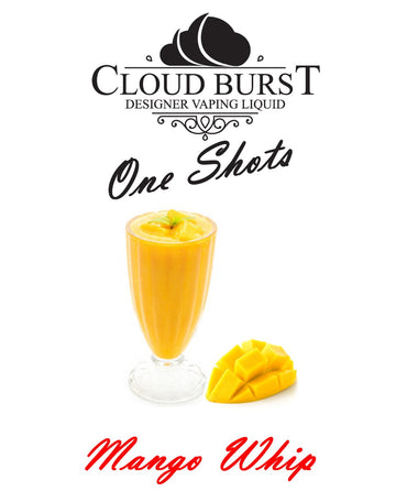Cloud Burst One Shot - Mango Whipped