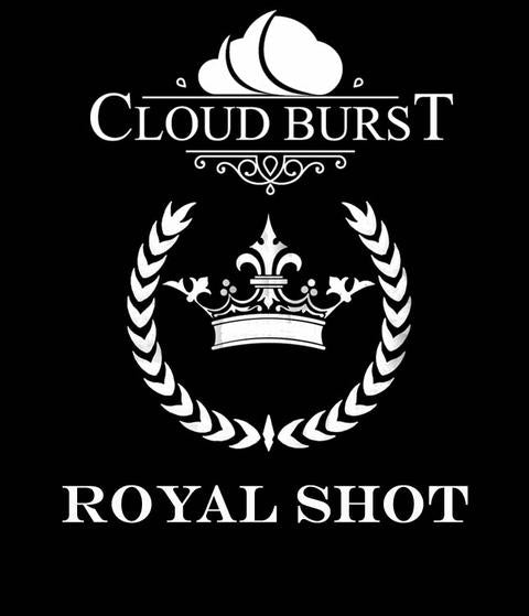 Cloud Burst - Royal Blend One Shot