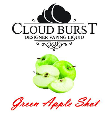 Cloud Burst - Green Apple One Shot