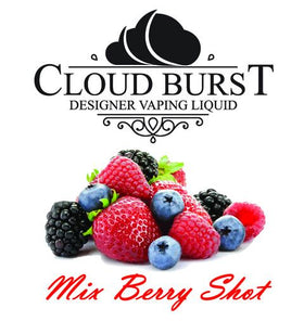 CB - Mixed Berry One Shot