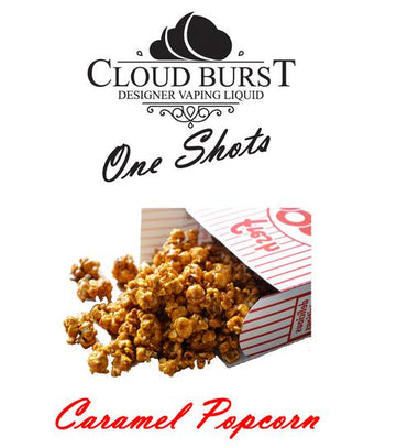 Cloudburst - Caramel Popcorn One Shot