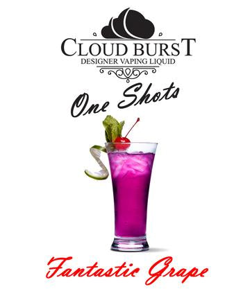 Cloud Burst One Shot - Fantastic Grape