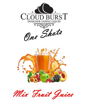 Cloud Burst One Shot - Mix Fruit Juice