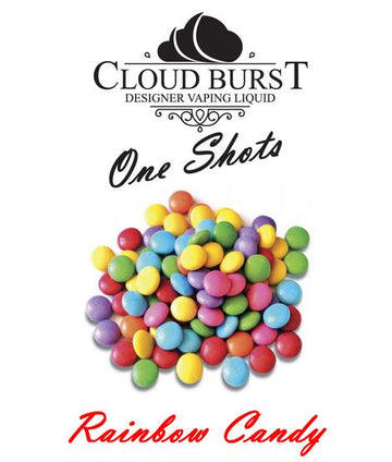 Cloud Burst One Shot - Rainbow Candy