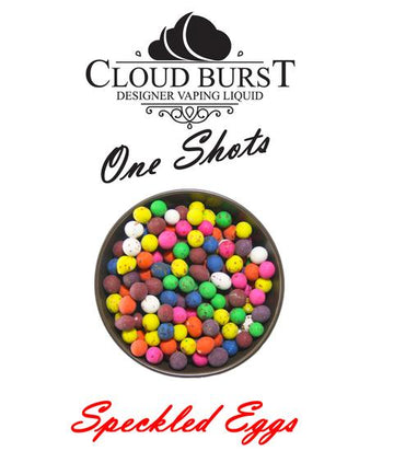 Cloud Burst - Speckled egg One Shot