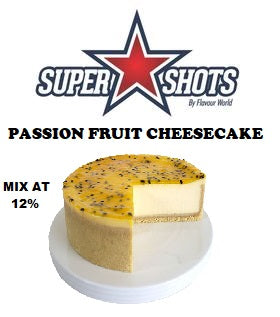 (SS) Passion Fruit Cheesecake One Shot
