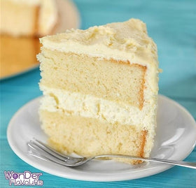 Wonder Flavours - Fluffy White Cake