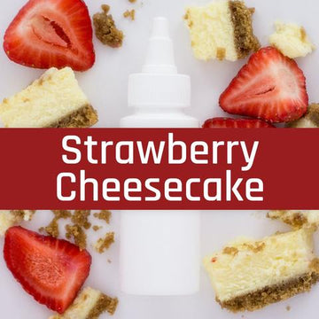 LB Strawberry Cheesecake