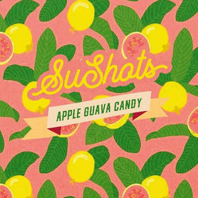 SuShots - Apple Guava Candy