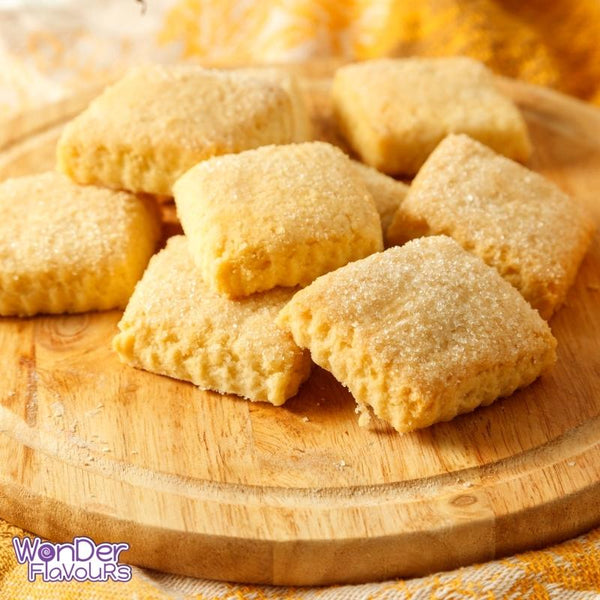 Wonder Flavours - Shortbread cookies SC