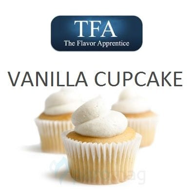 TFA Vanilla Cupcake-DIY Concentrates – www.flavourworld.co.za