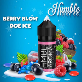 Humble Juice co - Berry Blow Doe ice One Shot