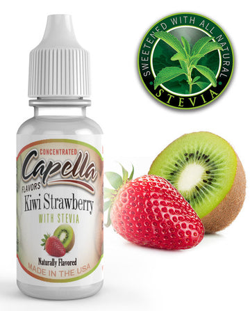 CAP Kiwi Strawberry W/Stevia