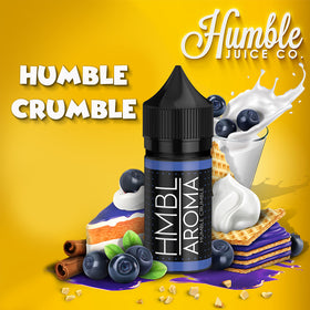 Humble Juice co - Humble Crumble One Shot
