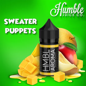 Humble Juice co - Sweater Puppets One Shot