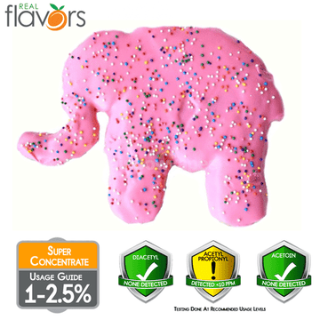 RF Frosted Animal Cookie