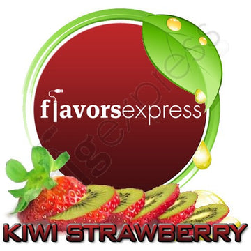 (FE) Flavors express - Kiwi Strawberry