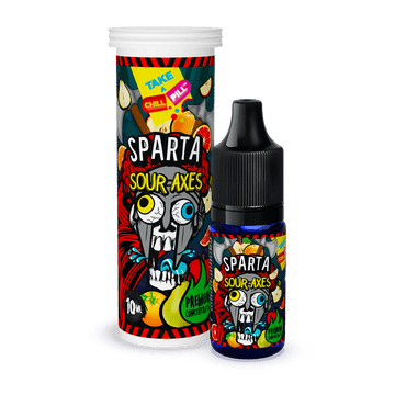 Chill Pill One Shots – SPARTA (SOUR AXES)