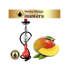 INW Shisha Mango-DIY Concentrates – www.flavourworld.co.za