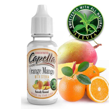 CAP Orange Mango W/Stevia**