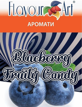 FA Blueberry Fruity Candy