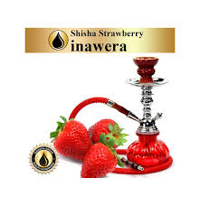 INW Shisha Strawberry