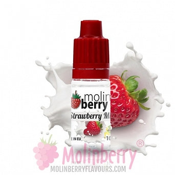 MB Strawberry Milkshake