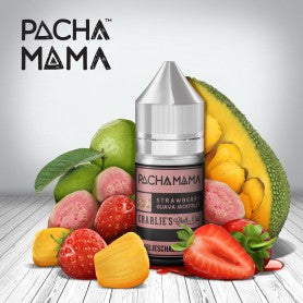 CCD - Pacha Mama Strawberry Guava Jackfruit One Shot