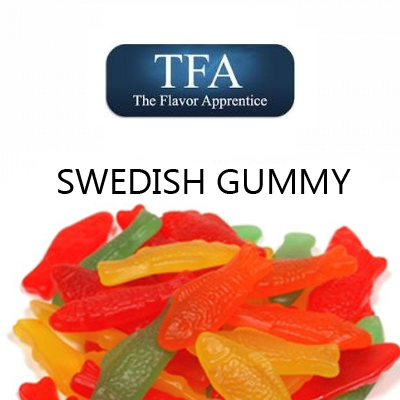 TFA Swedish Gummy-DIY Concentrates – www.flavourworld.co.za