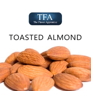 TFA Toasted Almond-DIY Concentrates – www.flavourworld.co.za