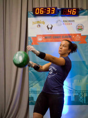 Melissa Swanson - Master of Sport International Class, North American Record Holder