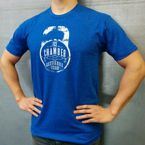 Ice Chamber Kettlebell Team Shirt - Royal Blue
