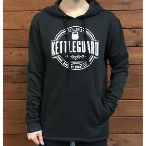 KettleGuard Unisex Sweatshirt - Heather Black