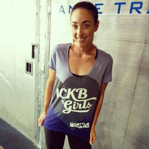 LIMITED EDITION ICKB Girls Tee - Violet