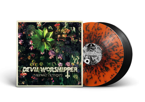 DEVIL WORSHIPPER 'Inverted Crossroads' EP (SPLIT LP)