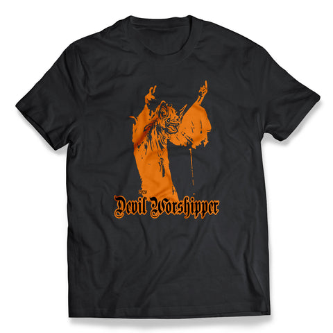 Devil Worshipper 'Covid Bat' T-Shirt (Pre-Order)