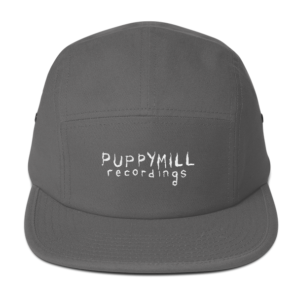 Puppy Mill Recordings Five Panel Cap