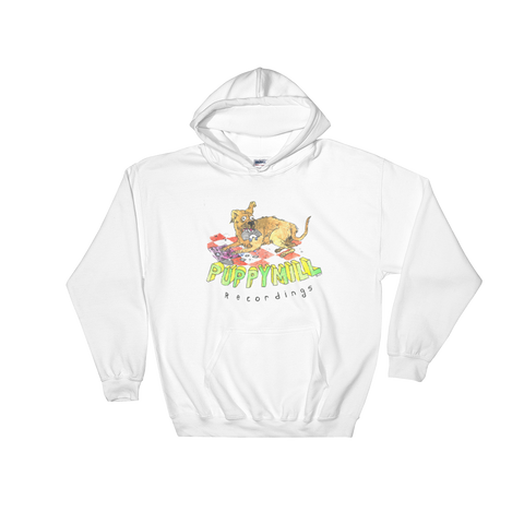 Puppy Mill Recordings Hooded Sweatshirt