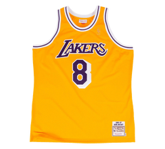 RESTOCK | Mitchell & Ness KOBE BRYANT Authentic Rookie Jersey