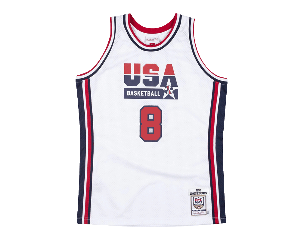 Mitchell & Ness 1992 Team USA Jersey