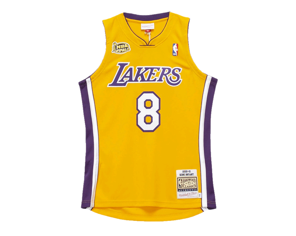 Mitchell & Ness KOBE BRYANT Authentic Jersey
