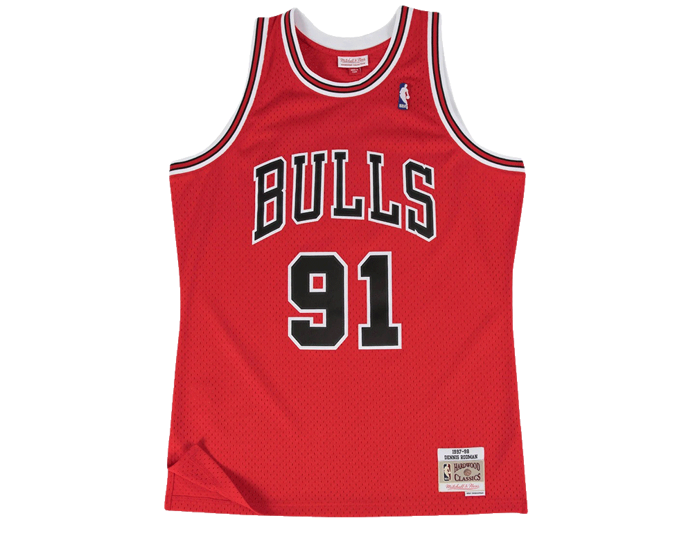 Mitchell & Ness Swingman Jersey