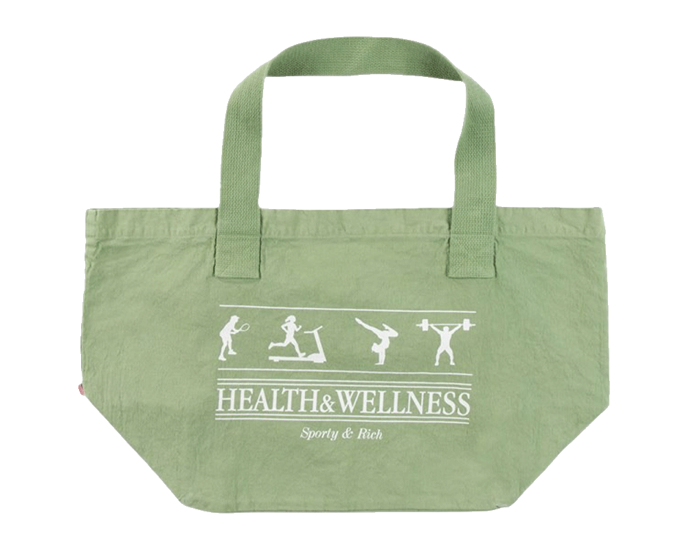 Sporty & Rich Health & Wellness Tote