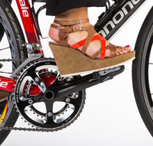 Pedal Plate Cover for Look Keo with woman leg