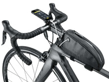 Topeak Fuel Tank Top Tube Bag (Large) with mobile