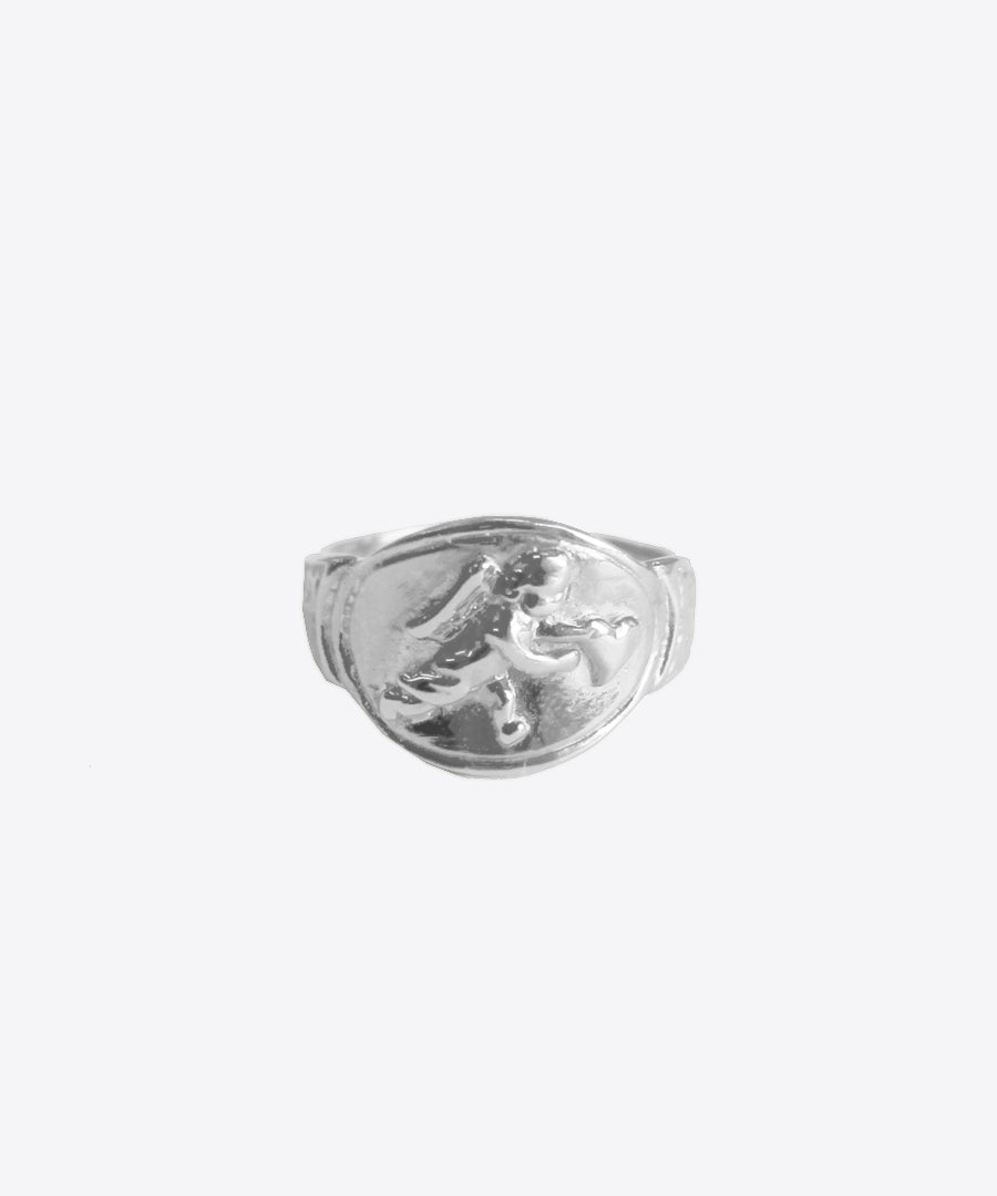 ARCHANGEL OF LOVE SIGNET RING